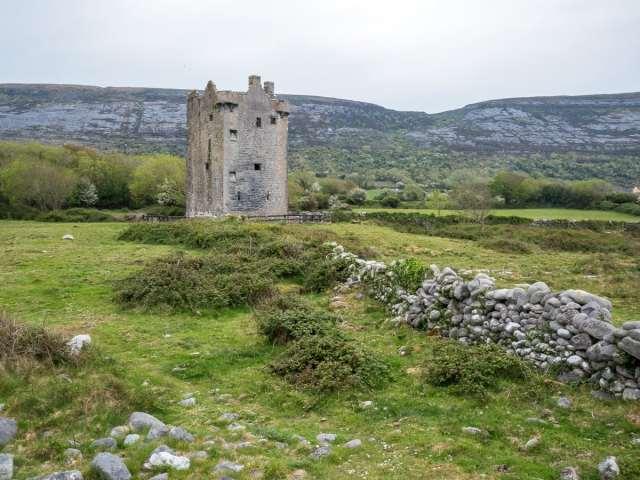 Maison tour de Gleninagh