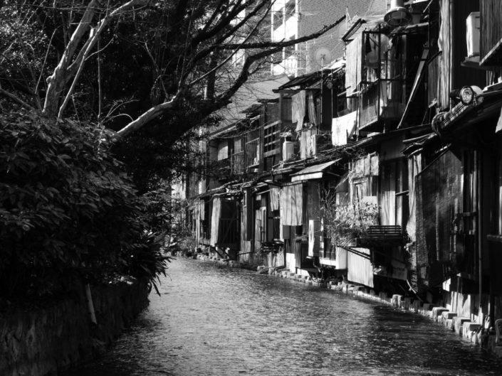 Promenade Edo à Kyoto