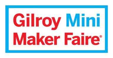 Gilroy Mini Maker Faire logo