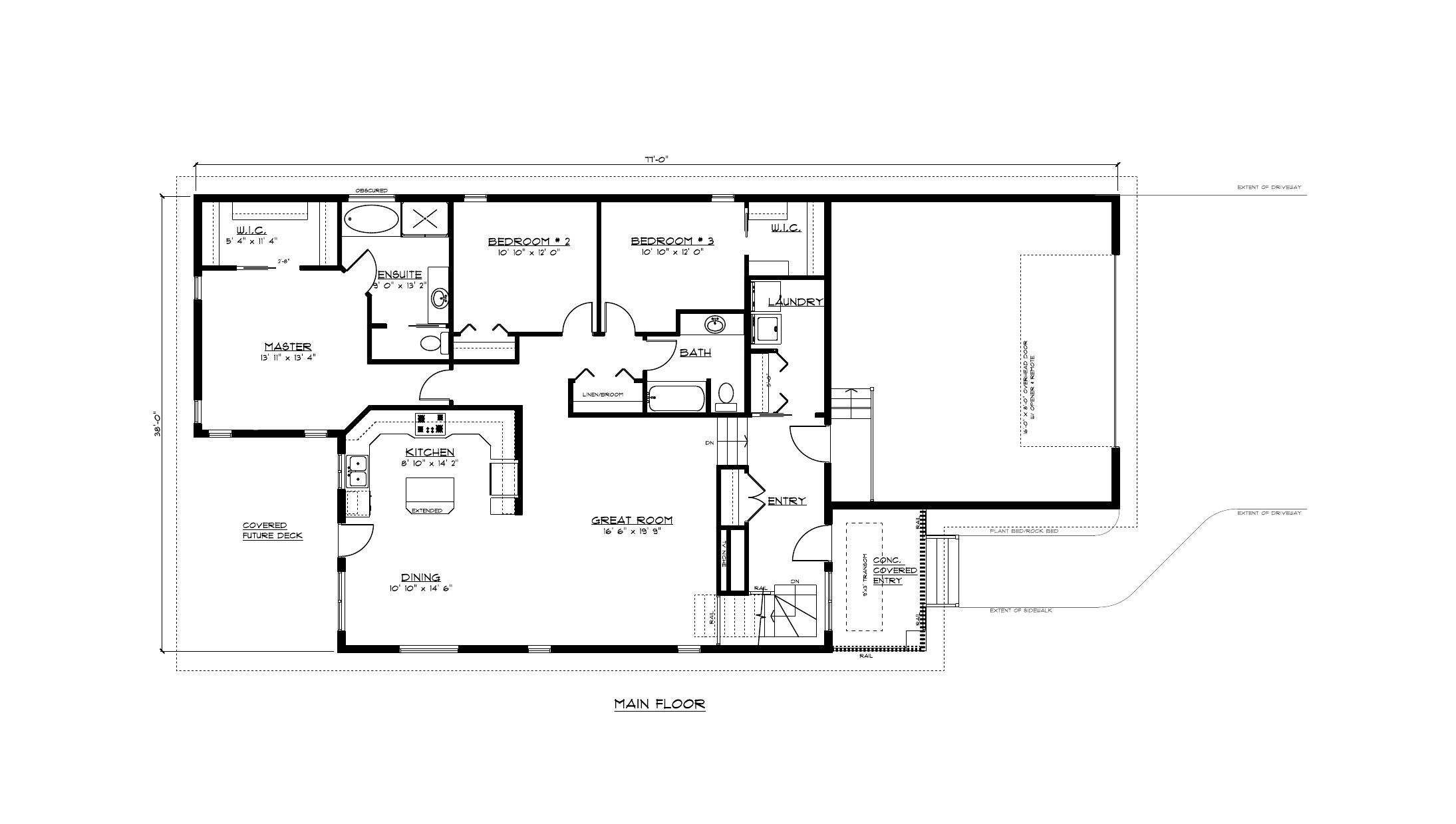 The Robson Gilroy Homes