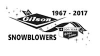 The Gilson SNOW BLOWER Shop, where the Gilson Snowblower