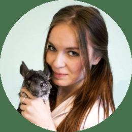 Ганькова Анастасия Сергеевна. Ветеринарный врач, специализирующийся на лечении грызунов и экзотических животных.