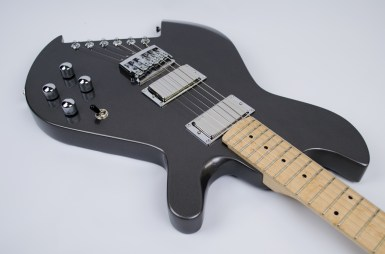 Gimenez Guitars Sinner Electronics and Hardware
