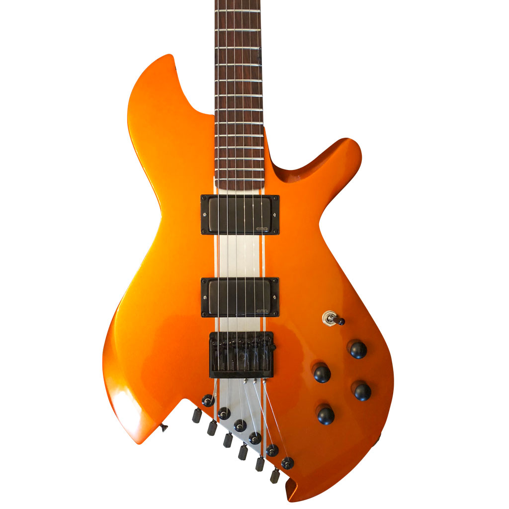 Upright Gimenez Guitars Sinner