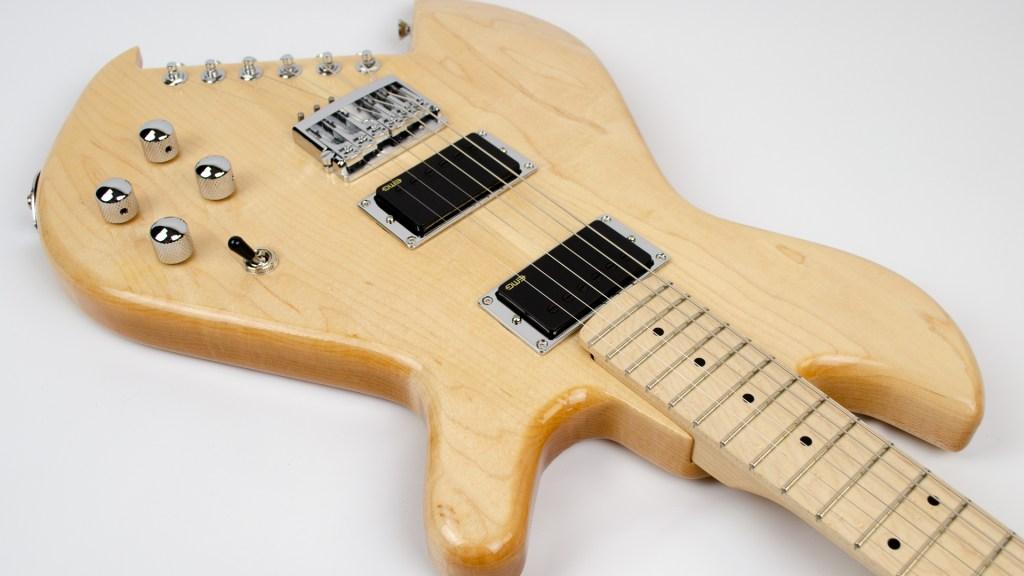 Gimenez Guitars Saint