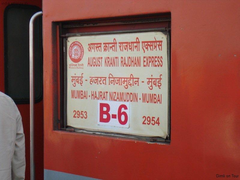 Unser Expresszug
