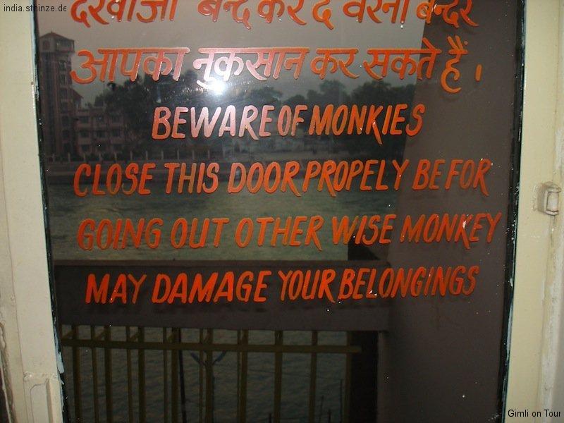 Warnung bitte ernst nehmen!