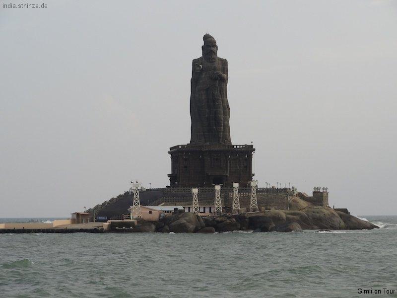 Tiruvalluvar-Statue