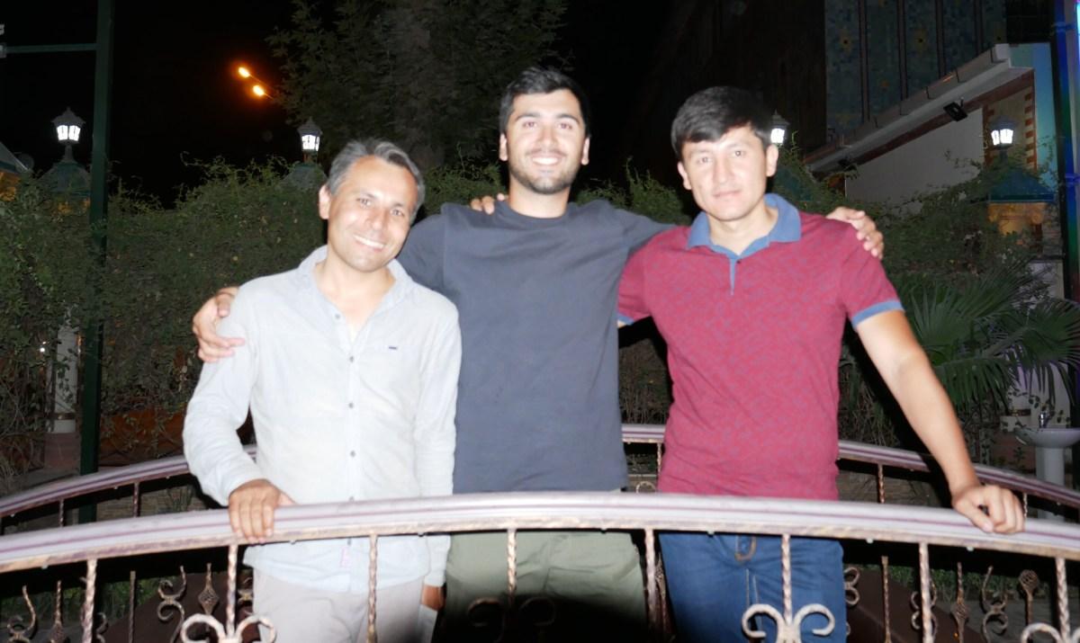 Тодидан  Тоҷикистон! – Auf Wiedersehen Tadschikistan!