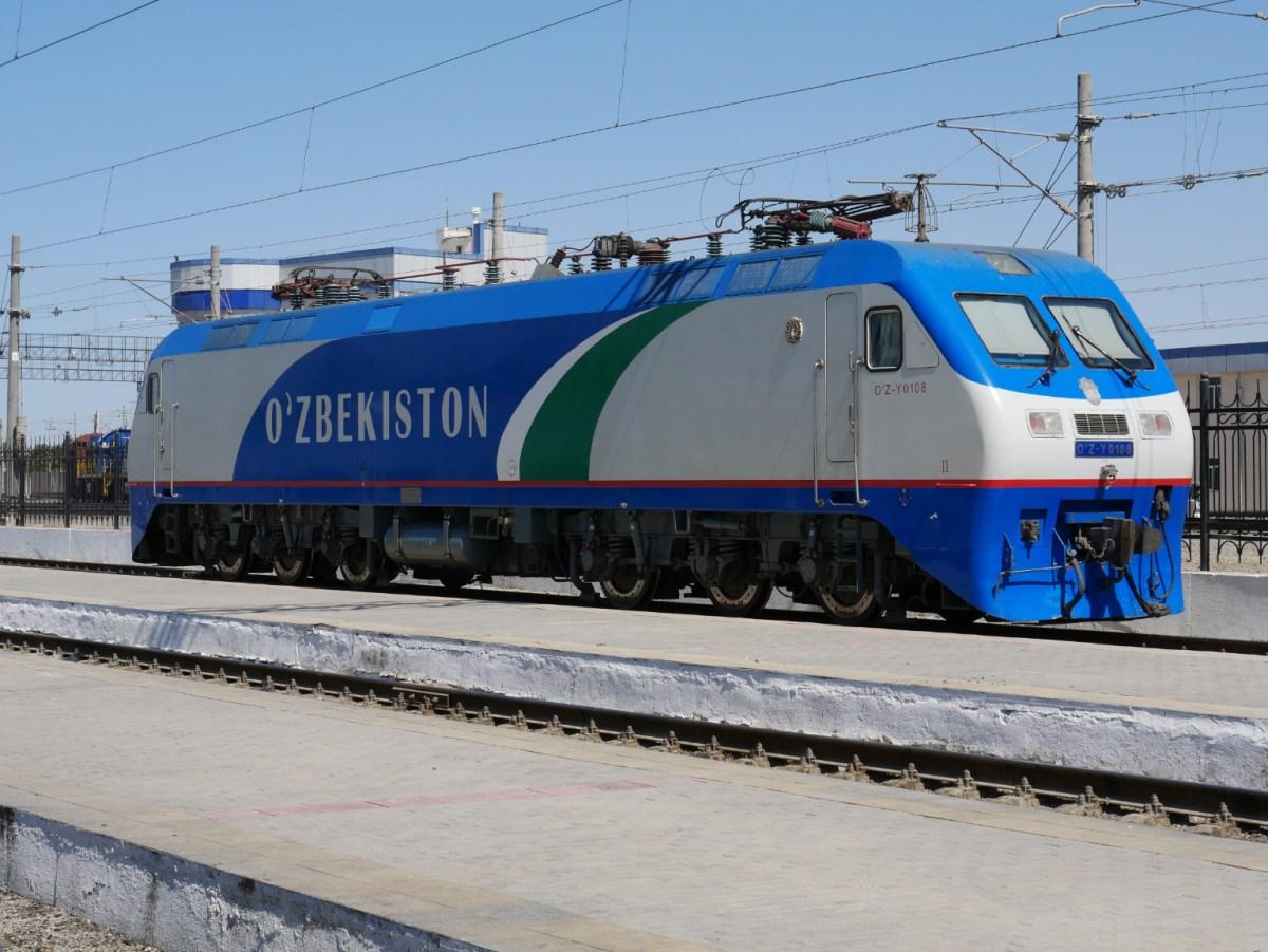 Zugfahrt nach Taschkent – Das Finale