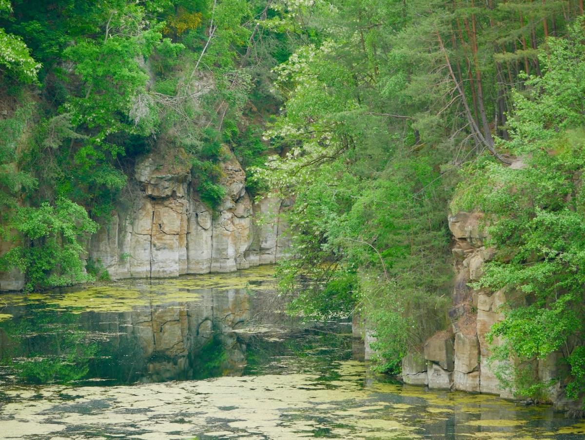 Canyon – Dietesheimer Steinbrüche