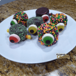 chocolate covered monsters