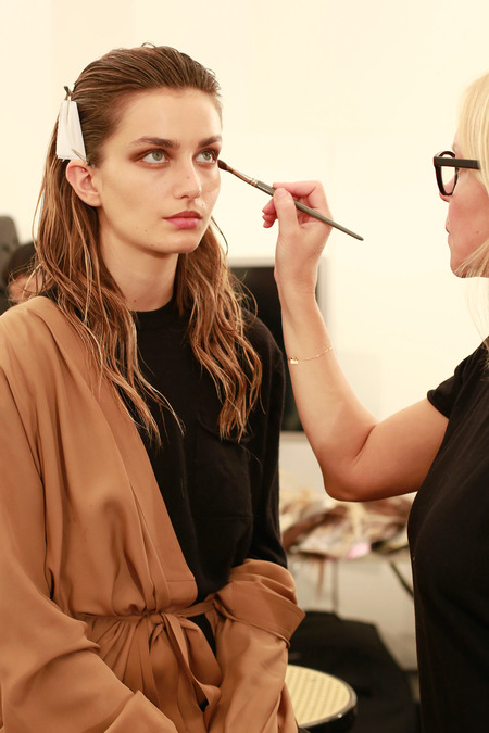 beauty gucci spring14 style.com