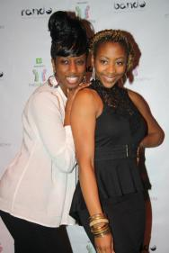 Choreographers Natasha Powell & Jasmyn Fyffe