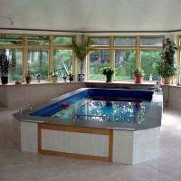 Neuendorf Indoor Lap Pool | Gimme Shelter Construction