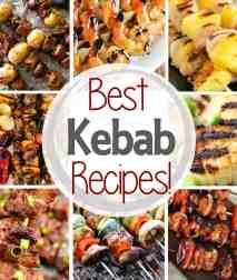 Square Kebab Collage