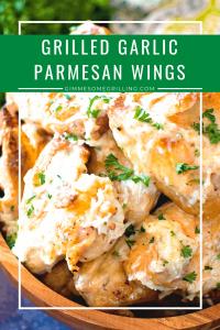 Parmesan Garlic Chicken Wings Pinterest 5