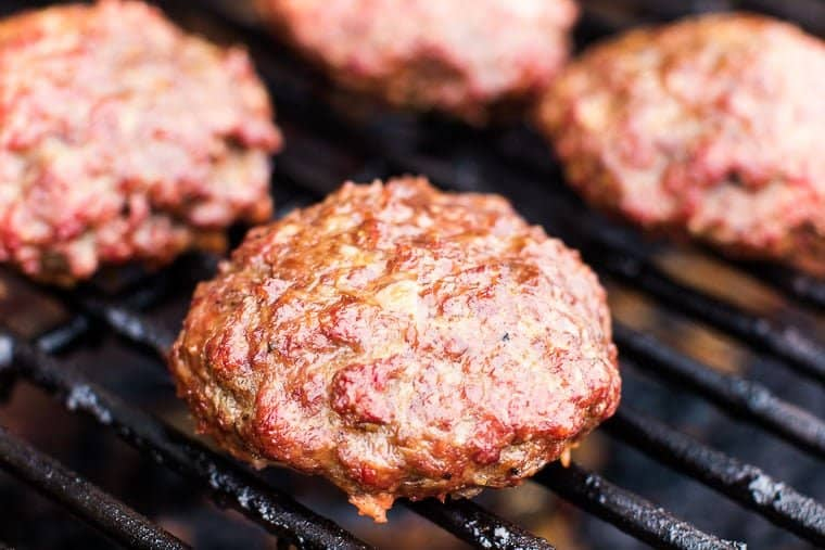 Smoked Hamburgers Gimme Some Grilling