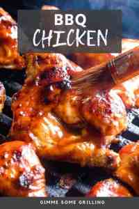 BARBECUE CHICKEN New Pins