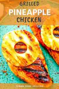 grilled pineapple chicken New Pins