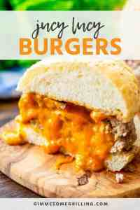 jucy lucy burger New Pins