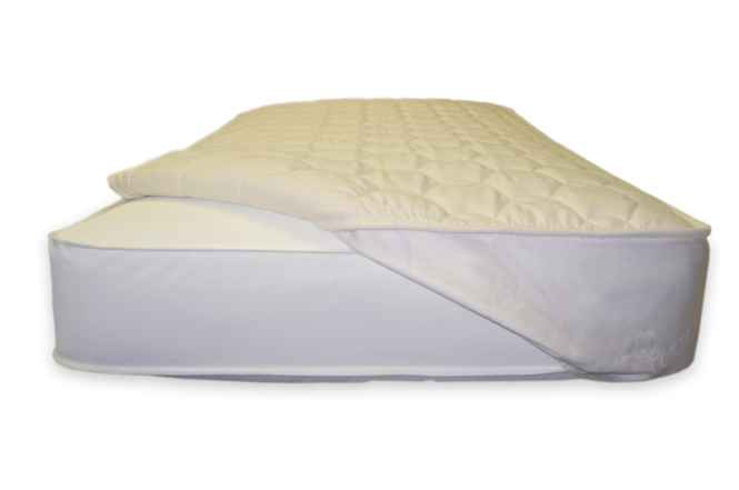 Naturepedic Quilted Mattress Topper From Gimme The Good Stuff