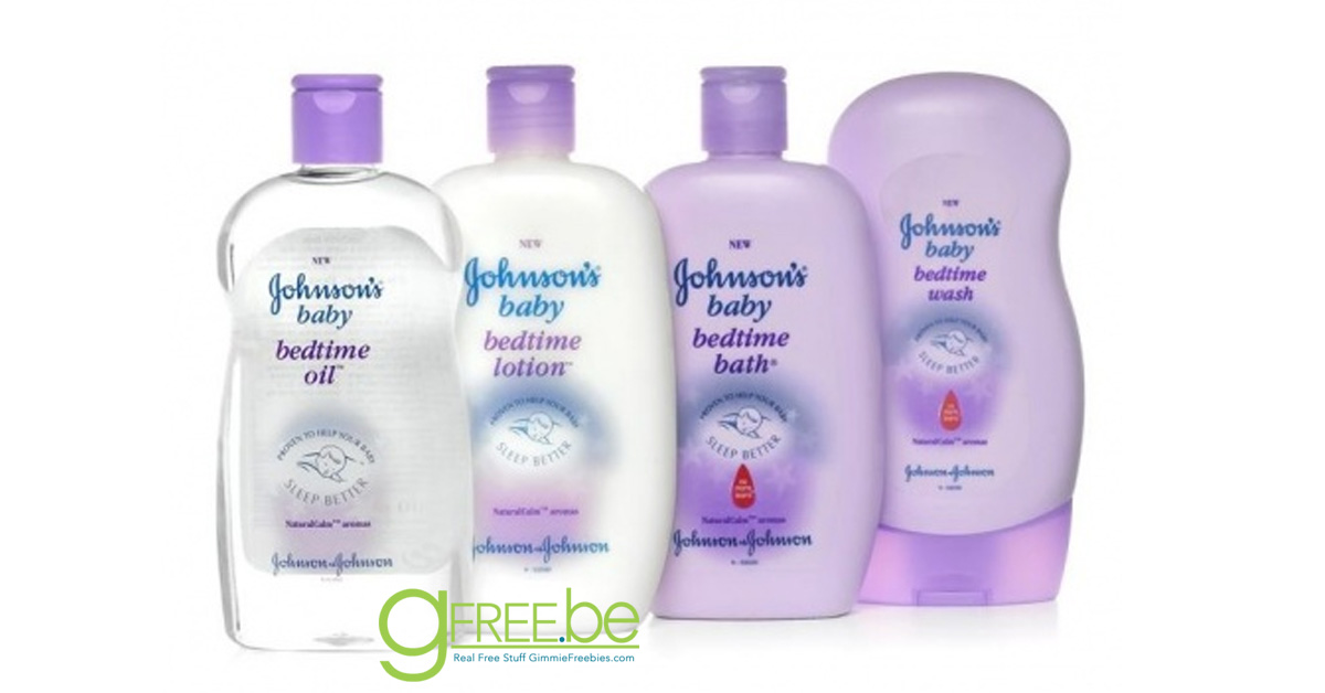 Did You Buy Johnson's Baby Products? Get Up To $30.00