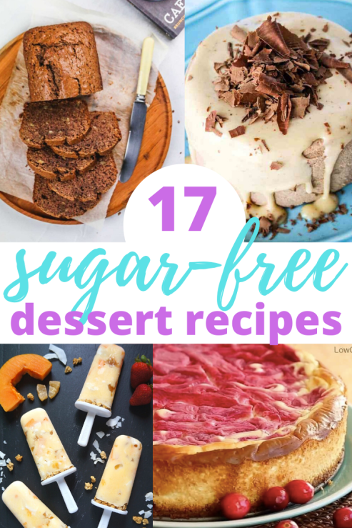 17 Healthy Sugar Free Dessert Recipes To Try