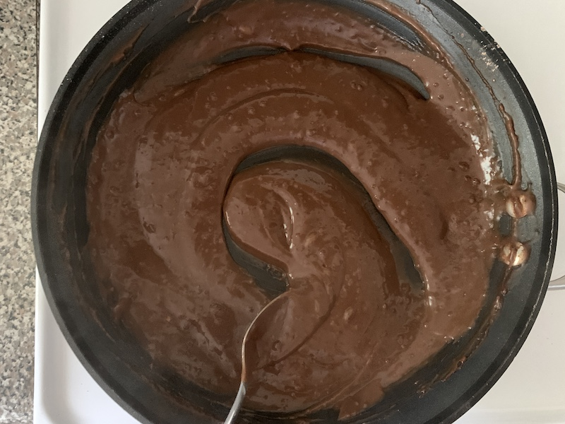 Easy non dairy chocolate pudding recipe