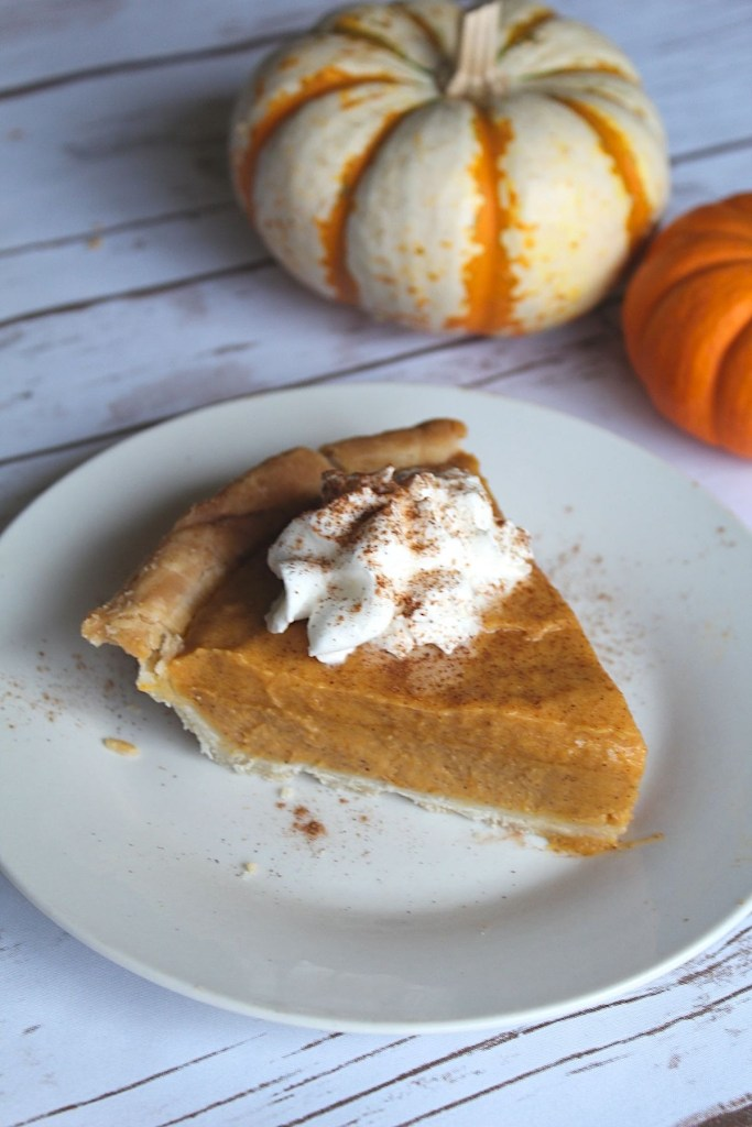 Easy Pumpkin Chiffon Pie Recipe