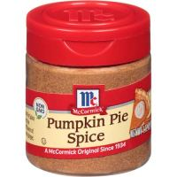 McCormick's Pumpkin Pie Spice