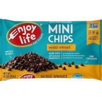 Enjoy Life semi-sweet mini chocolate chips