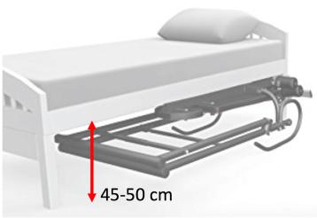 tablas de inversion altura cama