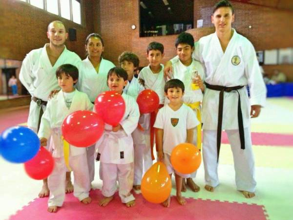 karate liga bogotana