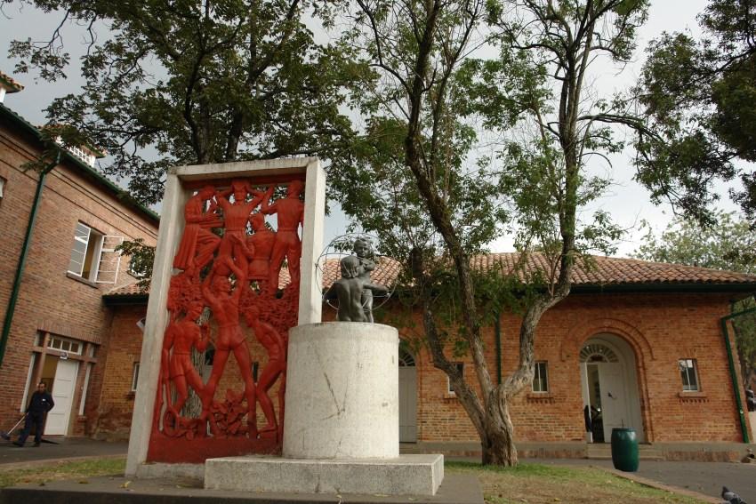 Edificio de Bachillerato Restaurado