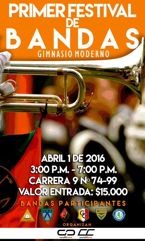 Afiche Oficial del Evento
