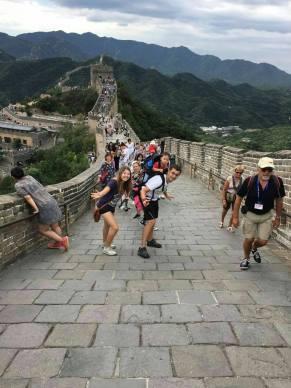 I Kineski zid je osvojen!