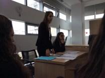 Uloge odvjetnica vrhunski su odradile Stela Marjančić i Katarina Andrašec