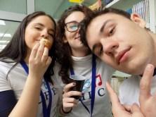 Isabela, Lucija i Lovro