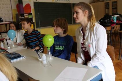 Učenici 1. c u Jagnjedovcu1