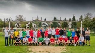 Nogometni kamp u Čazmi
