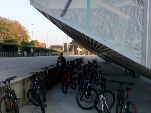 Bicikl je idealno prijevozno sredstvo