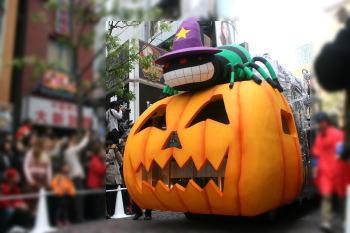 川崎のハロウィンパレードに参加する場所を紹介