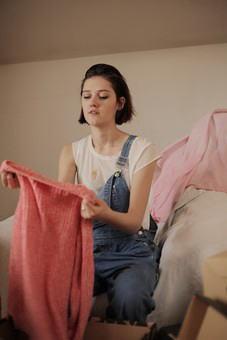 衣類の収納を極める!厚みのある冬物をスピーディーに収納するには?