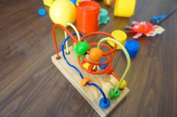 乳児のおもちゃの手入れ!消毒はどんな時にするの?やり方と頻度は?