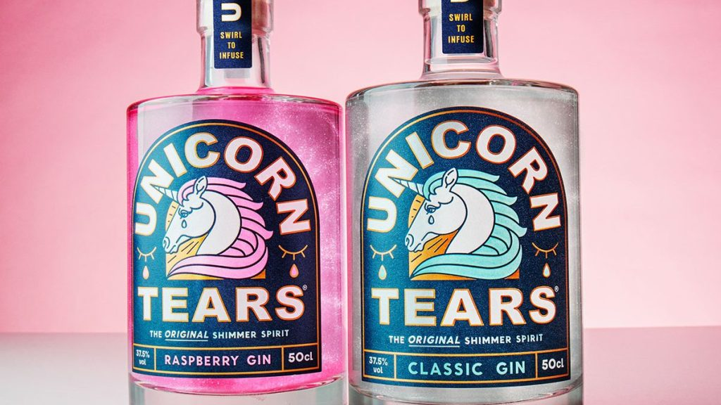 The new Unicorn Tears Gin expressions