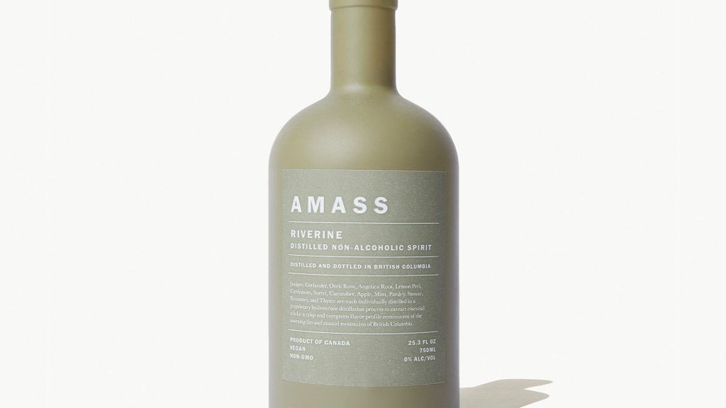 Amass Riverine non-alcoholic botanic spirit