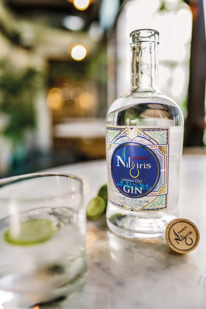 Amrut Distilleries Nilgiris Gin