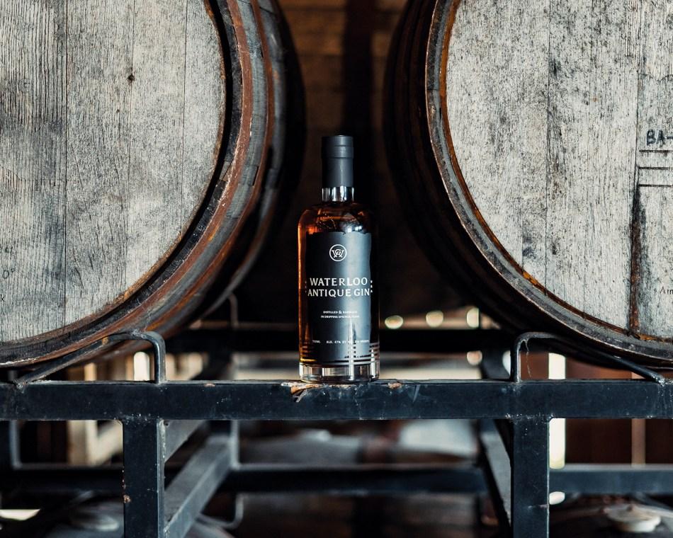 Waterloo Antique Gin Treaty Oak Distilling