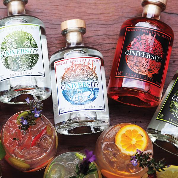 Giniversity, Gin & Culinary Cruise